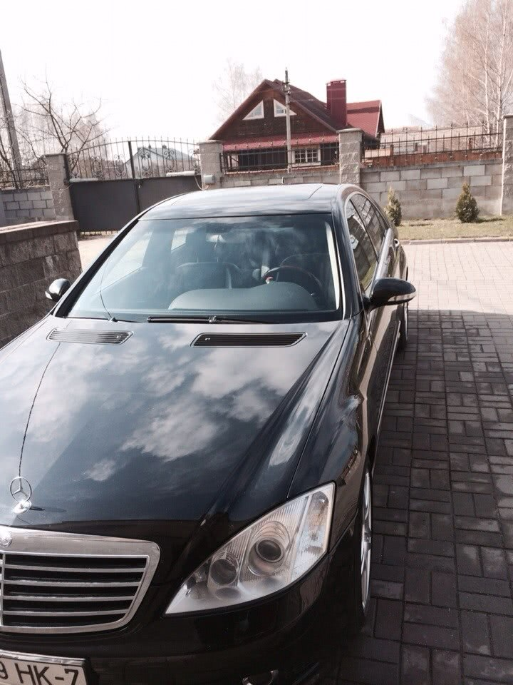 Mercedes S-klasse (W221)