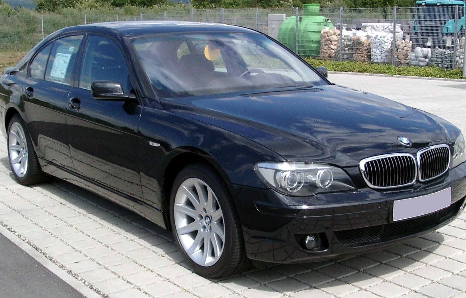 BMW 7-reihe (E65)