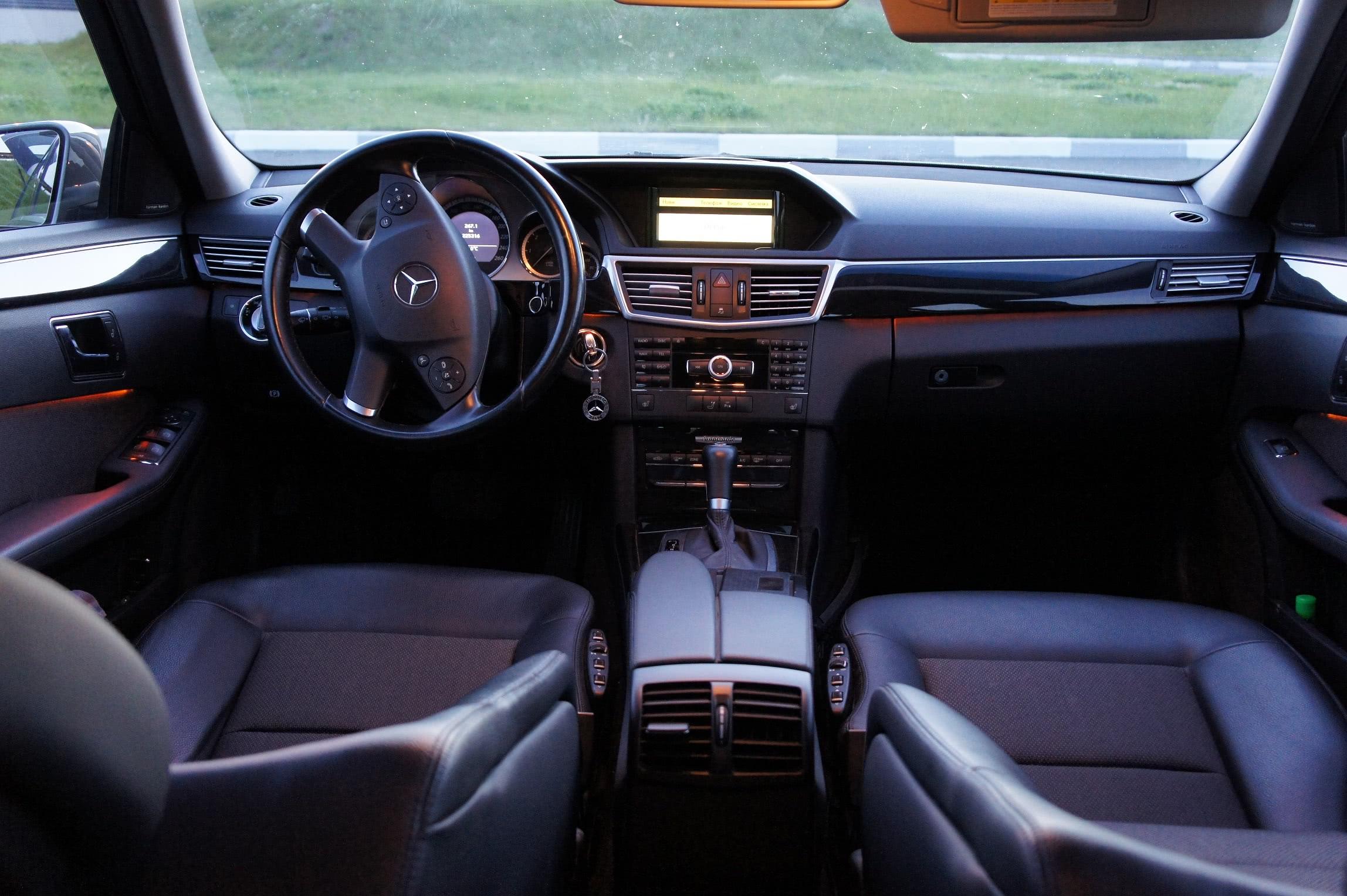 Mercedes E-klasse (W212)