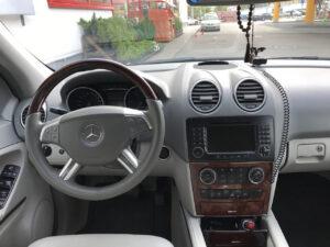 Mercedes ML 350 салон