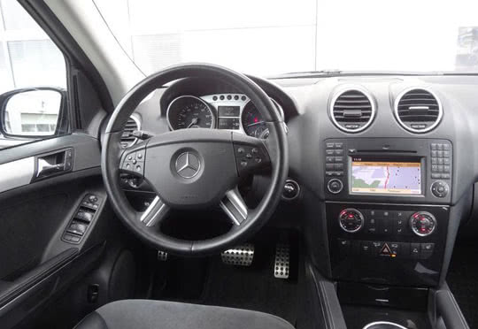 Mercedes ML 350 GREY