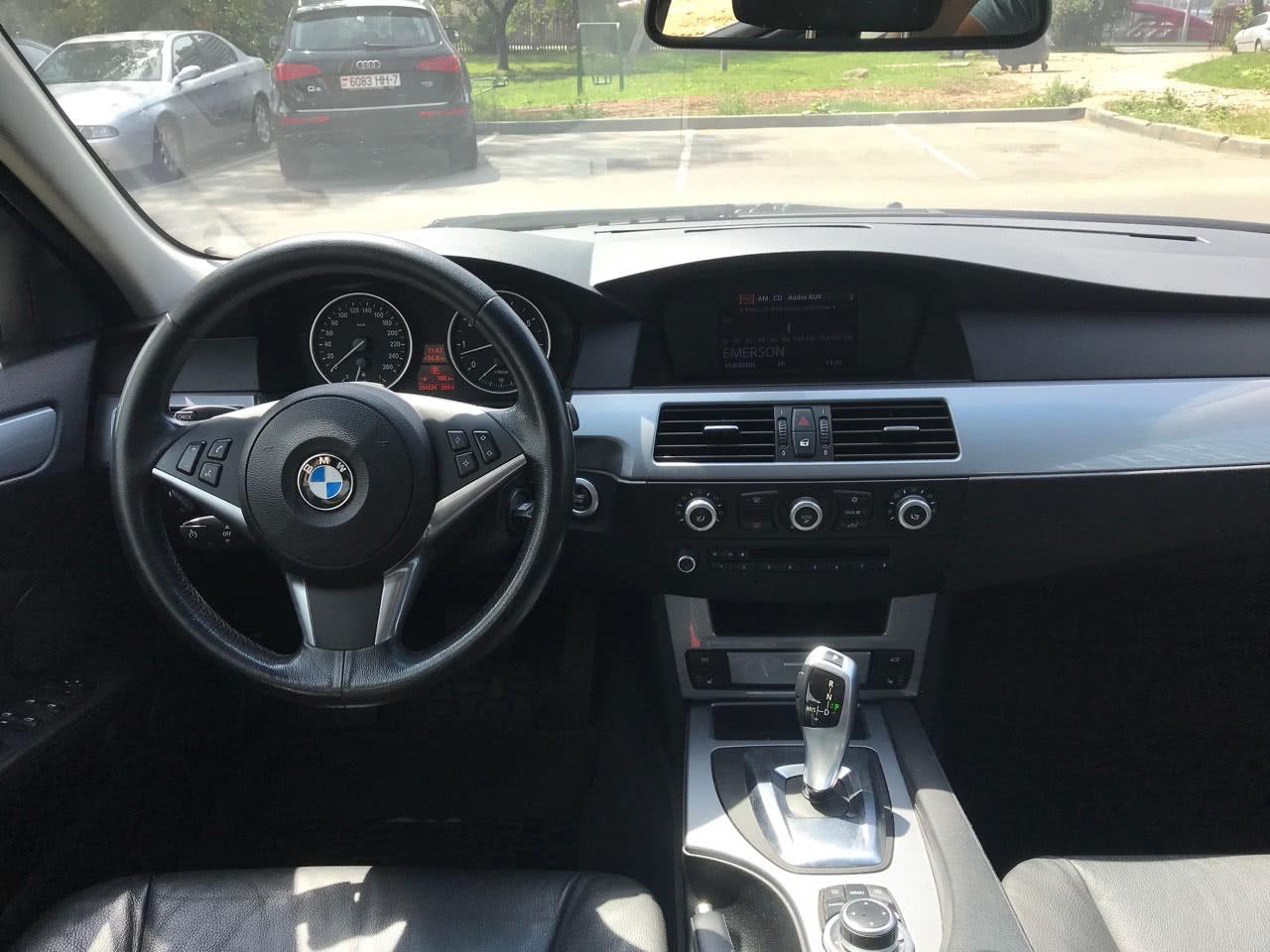 BMW 5 E60