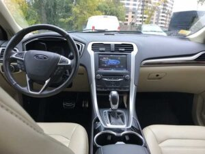 Ford Mondeo салон