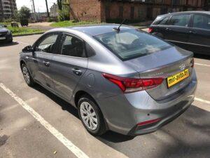 Hyundai Solaris 5
