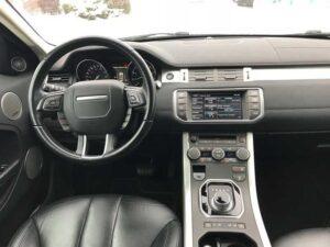 Range Rover Evoque салон