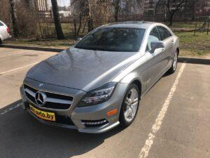 Mercedes-Benz CLS 550 3