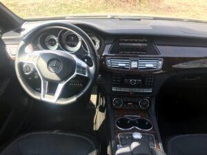 Mercedes-Benz CLS 550 салон